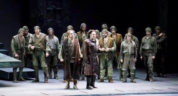 Fidelio in Firenze, ensemble, Photo Opera di Firenze