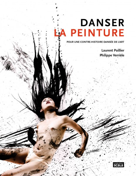 Danser La Peinture, cover. www.editions-scala.fr