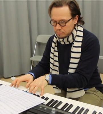 Atle Halstensen – Mozart modernizer    <div title=