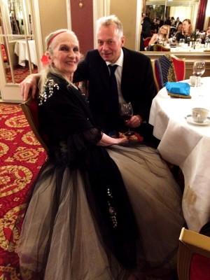 Grethe Brunvoll og Odd Johan Fritzøe, foto Tomas Bagackas Høholt
