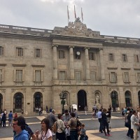 City Hall, Barcelona